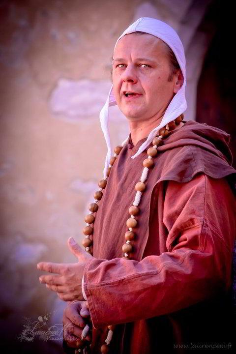 Vytas KRAUJELIS en spectacle à l'Abbaye de Mortemer
