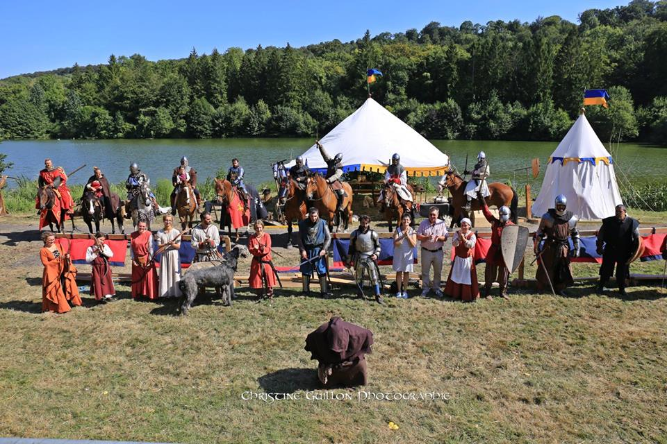 Medieval Festivals - Mortemer Abbey