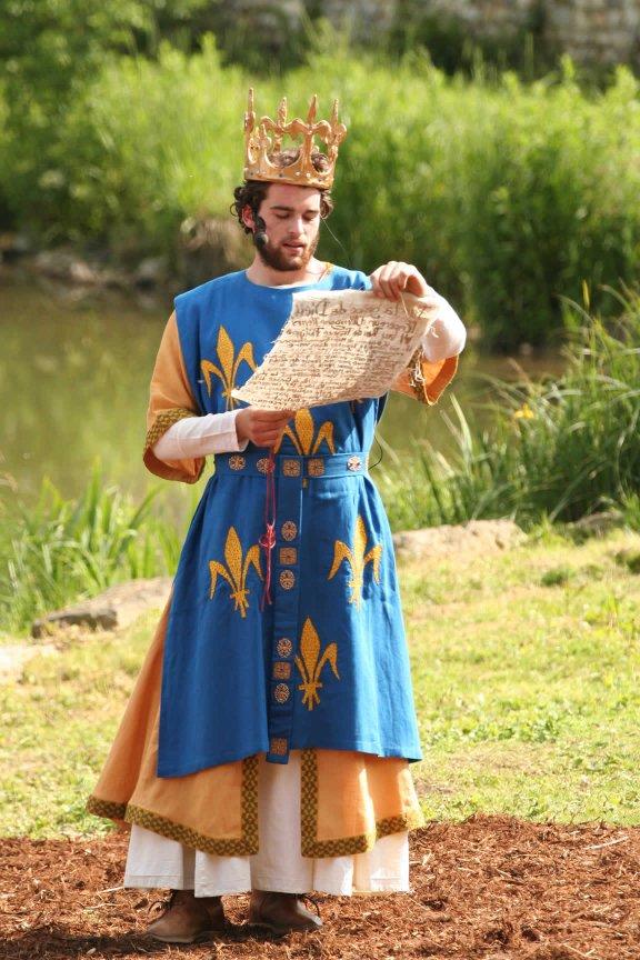 représentation Richard Coeur de Lion